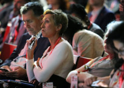 21st International AIDS Conference (AIDS 2016), Durban, South Africa. Tuesday 19th July 2016, VENUE : Durban ICC Session Hall 1 Tuesday Plenary  Photo©International AIDS Society/Abhi Indrarajan